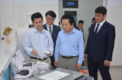 bệnh viện sản- nhi tỉnh: liên kết với bệnh viện trong nước và quốc tế chuyển giao kỹ thuật cao